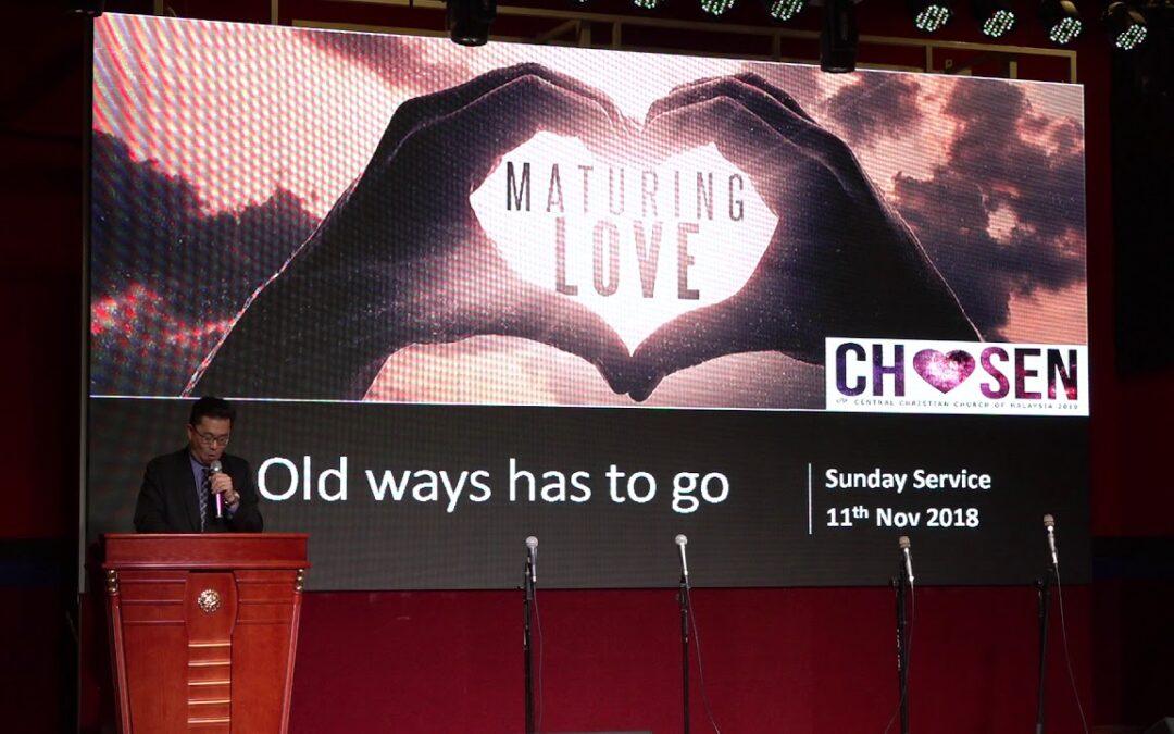 Maturing Love
