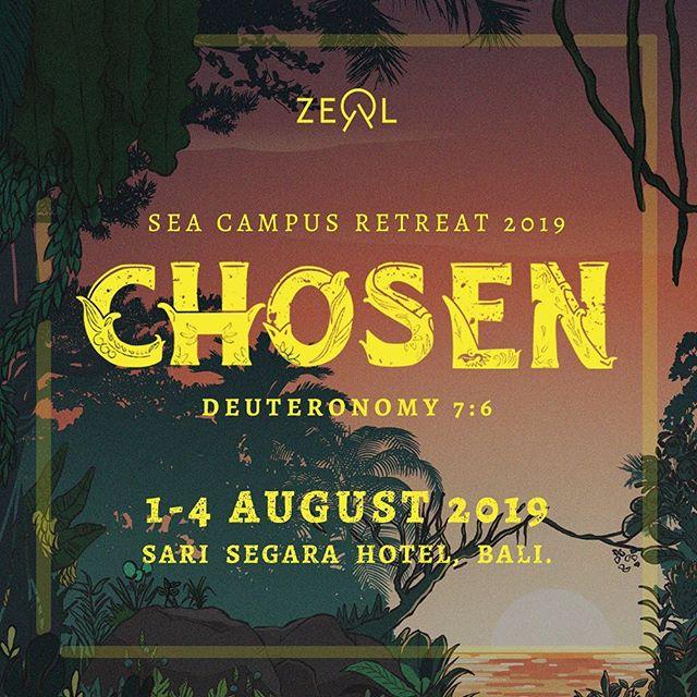 SEA Campus Retreat 2019